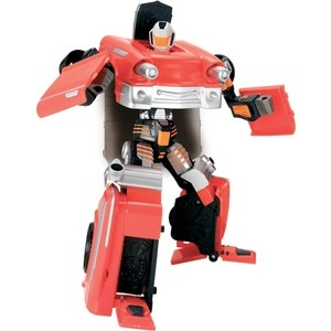 Hap-p-Kid Робот трансформер 4110 hap p kid робот воин красный 3568t