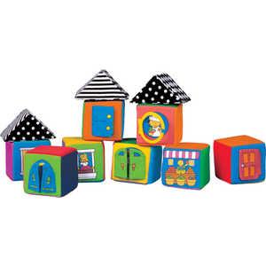 K'S Kids Мягкие кубики в коробке KI13003