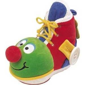 K'S Kids Развивающий ботинок с зеркалом KA206