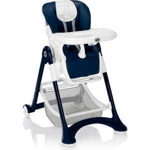 Стульчик для кормления Cam Campione Elegant темно-синий/белый (S2300-C180/C28)