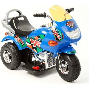 Электромотоцикл Weikesi (синий) ZP9991B-3 от ТЕХПОРТ