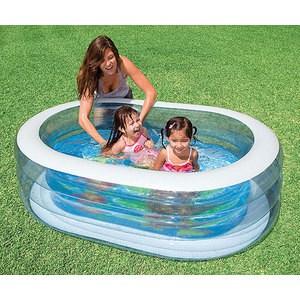 Бассейн Intex ванна 163х107х46 см 57482