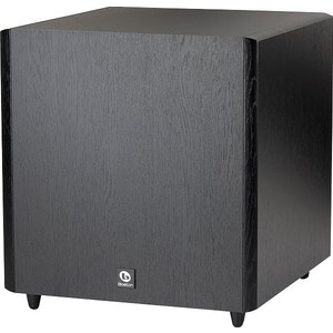 Сабвуфер Boston Acoustics CS Sub10 II black активный сабвуфер mj acoustics kensington black ash