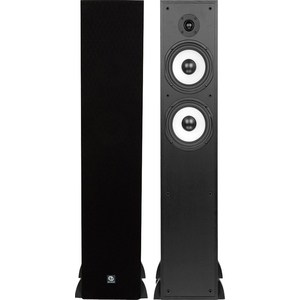 Напольная акустика Boston Acoustics CS260 II black комплект акустики boston acoustics cs260 ii 5 0 mini surround black