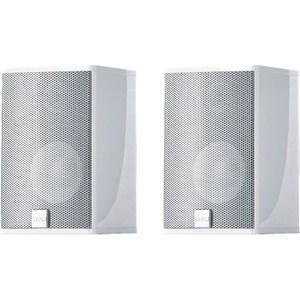 Полочная акустическая система Canton CD 1020, white high gloss