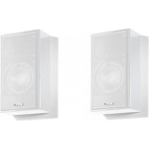 Полочная акустическая система Canton CD 310, white high gloss canton sub 10 2 white white fabric cover