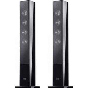 Напольная акустическая система Canton CD 390, black high gloss