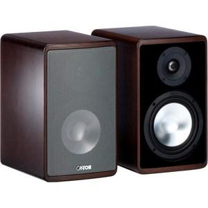 Полочная акустика Canton Ergo 620 wenge напольная акустическая система canton ergo 670 wenge