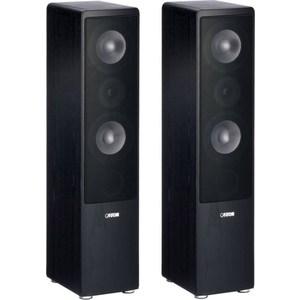 Напольная акустика Canton Ergo 670 black напольная акустическая система canton ergo 670 wenge