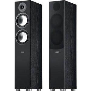 Напольная акустическая система Canton GLE 476, black