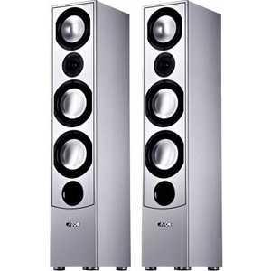 Напольная акустическая система Canton GLE 496 silver