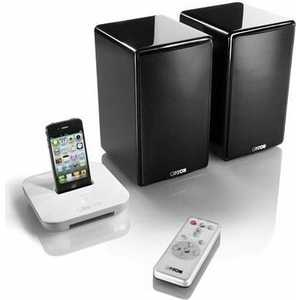 Полочная акустическая система Canton your_Duo/your_Dock (Starter Pack Dock+Duo), black high gloss