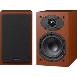 Полочная акустическая система Denon SC-F109, wood cherry