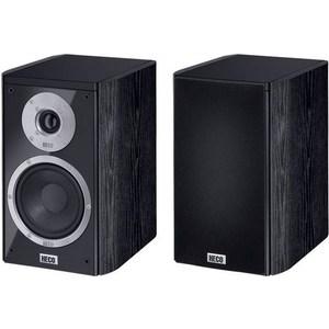 Полочная акустическая система Heco Music Style 200, black / black акустическая система центрального канала heco music style center 2 black black