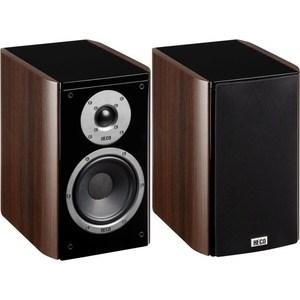 Полочная акустика Heco Music Style 200 black/espresso акустика центрального канала heco elementa center 30 white satin