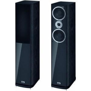 Напольная акустическая система Heco Music Style 500, black / black