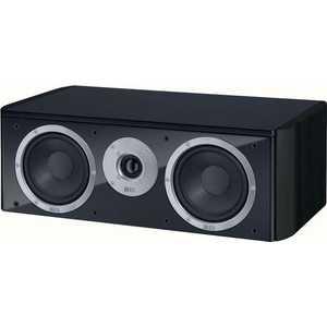 Акустическая система центрального канала Heco Music Style center 2, black / black
