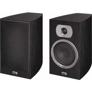 Полочная акустика Heco Victa Prime 302 black акустика центрального канала heco victa prime center 102 black
