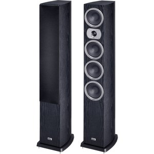 Напольная акустическая система Heco Victa Prime 602, black