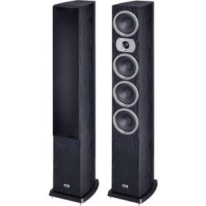 Напольная акустика Heco Victa Prime 602 black акустика центрального канала heco victa prime center 102 black