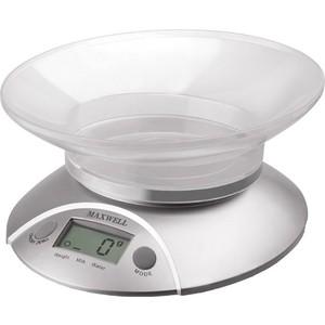 Кухонные весы Maxwell MW-1451 весы багажные maxwell mw 1462 sr электронные серебристый