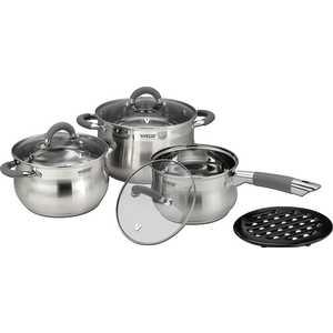 Набор посуды Vitesse VS-2039 набор посуды из 7 предметов vitesse vs 9016