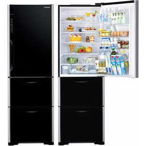 Холодильник Hitachi R-SG37BPU GBK