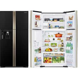 Холодильник Hitachi R-W722FPU1X GBK