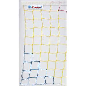 Сетка для пляжного волейбола Kv.Rezac 15095853, цвет бел-гол-желт-красн