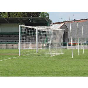 Сетка футбольная Kv.Rezac 14935024, цвет белый