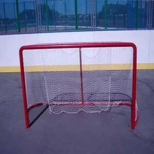 Сетка-гаситель хоккейная Kv.Rezac 31965360, цвет белый