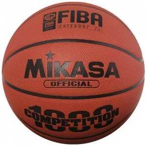Мяч баскетбольный Mikasa BQ1000 цена и фото