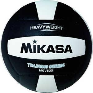 Мяч волейбольный Mikasa MGV500-WBK, размер 5, цвет бело-черный
