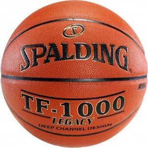 Мяч баскетбольный Spalding TF-1000 Legacy (74-450z), размер 7