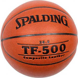Мяч баскетбольный Spalding TF-500 (64-453z), размер 6