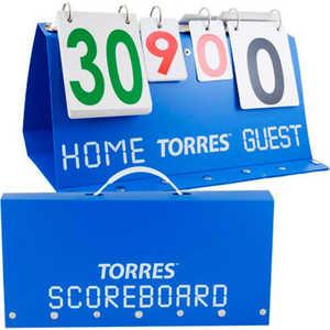 Счетчик для волейбола Torres SS1005, цвет гол-бел-кр тактическая доска для волейбола torres tr1001v