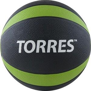 Медбол Torres 4 кг (арт. AL00224) насос двойного действия torres арт ss5019