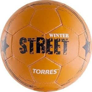 Мяч футбольный Torres Winter Street (арт. F30285) мяч футбольный torres winter street 5 резина