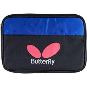 Чехол для одной ракетки Butterfly (Blue), (арт.81878), цвет: черно-сине-красный
