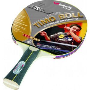 Ракетка для настольного тенниса Butterfly Timo Boll Silver смеситель для мойки коллекция morea 2406f sandy однорычажный песочный timo тимо