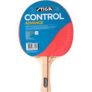 Ракетка для настольного тенниса Stiga Control Advance (арт.1887-01) ракетка для настольного тенниса torres hobby tt0003