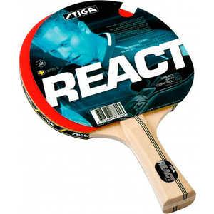 Ракетка для настольного тенниса Stiga React (арт. 1877-01)