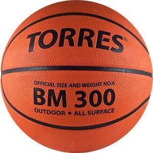 Мяч баскетбольный Torres BM300 (B00016)