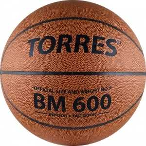 Мяч баскетбольный Torres BM600 (арт. B10025)