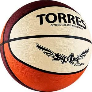 Мяч баскетбольный Torres Slam (арт. B00065)