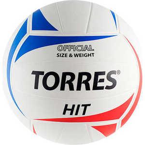 Мяч волейбольный тренировочный Torres Hit (арт. V30055) тактическая доска для волейбола torres tr1001v