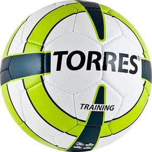 Мяч футбольный Torres Training (арт. F30054) мяч футбольный torres training цвет белый черный желтый размер 5