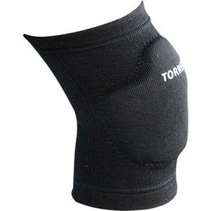 Наколенники спортивные Torres Comfort, (арт. PRL11017L-02), размер L, цвет: черный наколенники спортивные torres pro gel арт prl11018s 02 размер s цвет черный