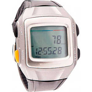 Шагомер Torres Wrist Pedometer (арт. SW-200) серебристо-черный