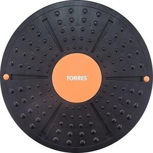 Балансирующий диск Torres (AL1011) диск обрезиненный torres pl506615 15кг 30мм